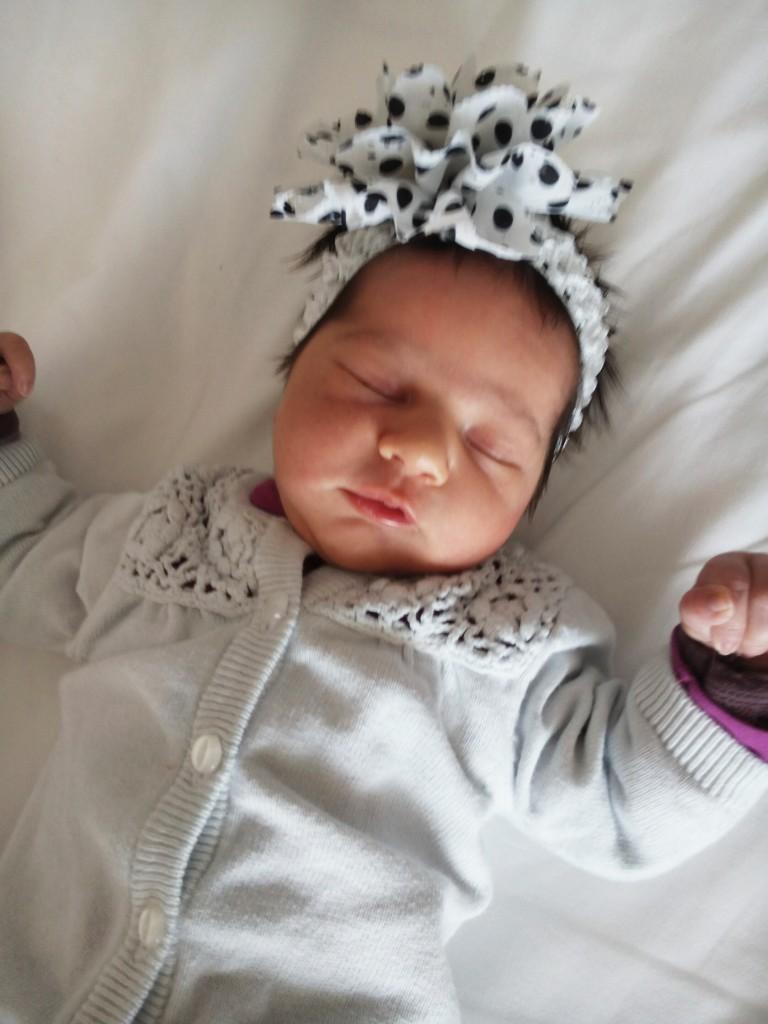 Kayna, née le 24 mai 2015