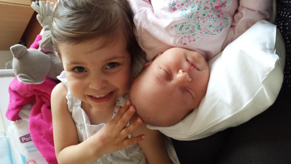 Margot, née le 28 mai 2015