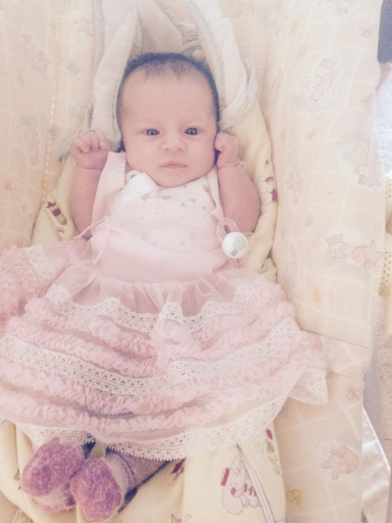 Mia, née le 8 mai 2015