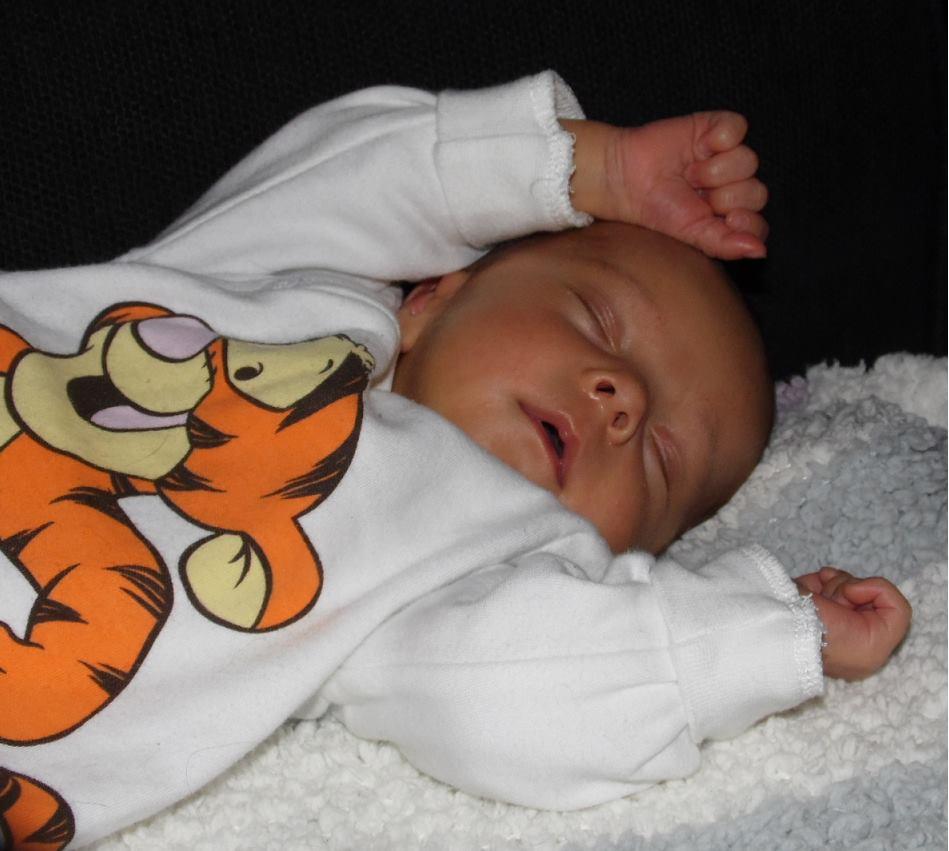 Oxane, née le 24 mai 2015