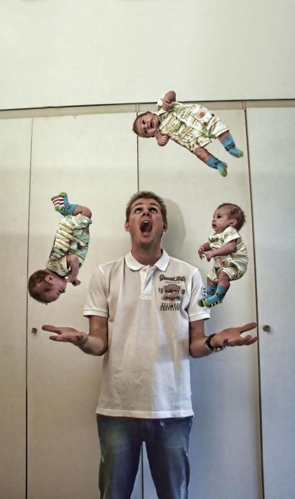 Photo enfant-papa 4