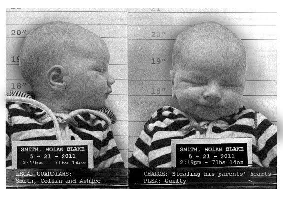 annonce de grossesse prisonnier