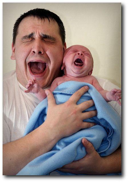 news quand papa imite bebe cest tordant