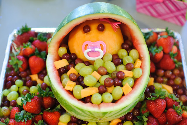 salade de fruits bebe