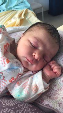 Camellia Elyne nee le 21 juin 2015