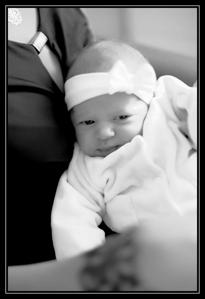 Cassandre, née le 1er juin 2015