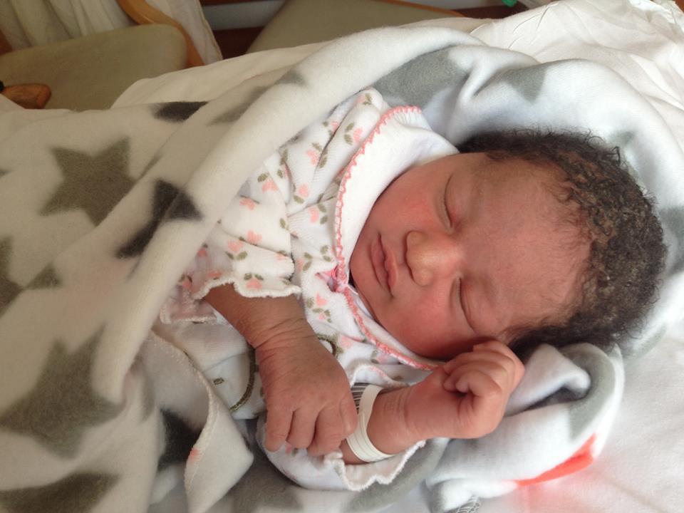 Dalianarose, née le 20 juillet 2015