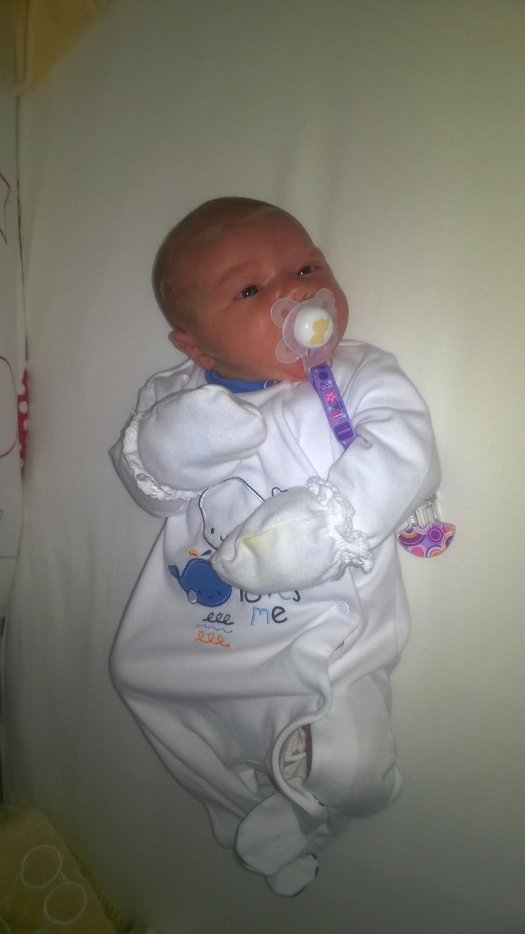 Eléa, née le 8 juin 2015