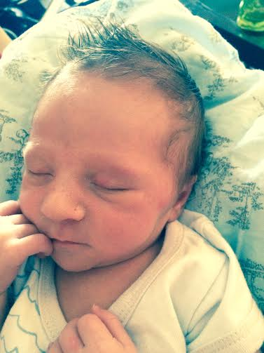 Ethan, né le 4 juillet 2015