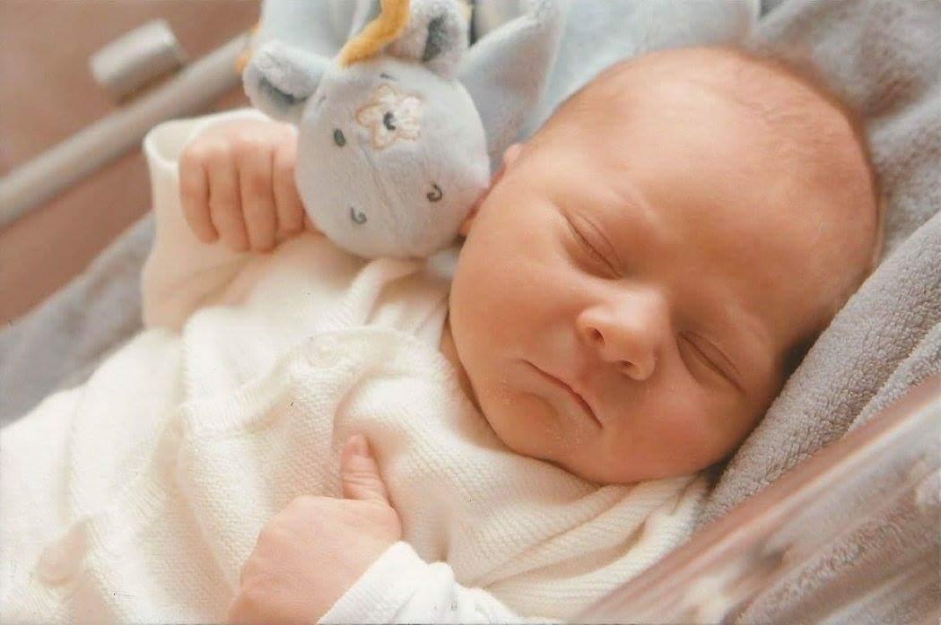 Ethan, né le 22 juin 2015