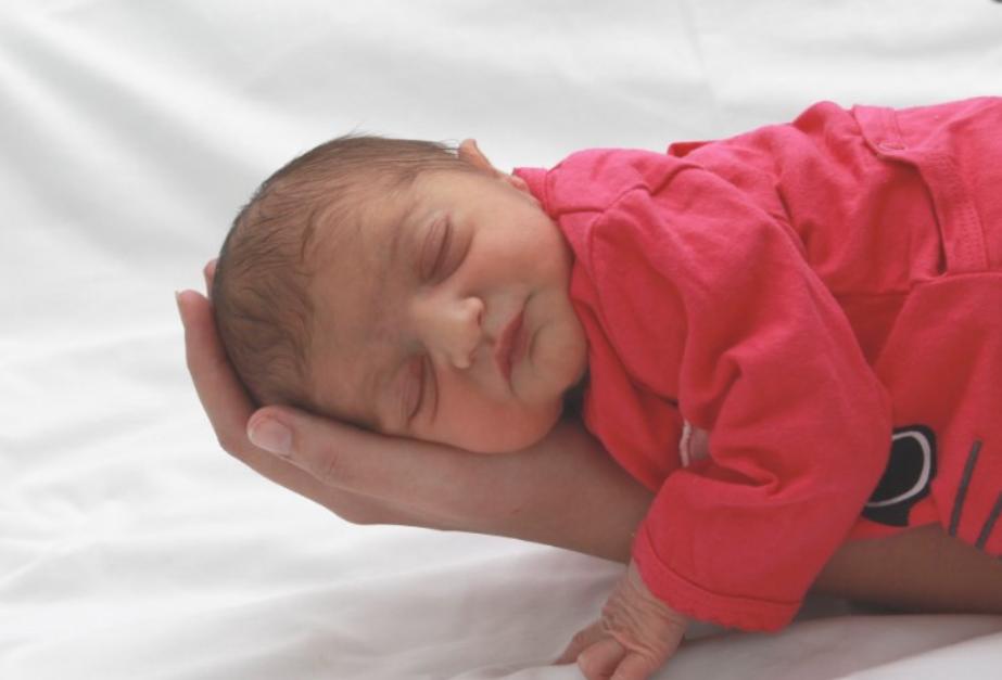 Eva, nee le 12 juin 2015