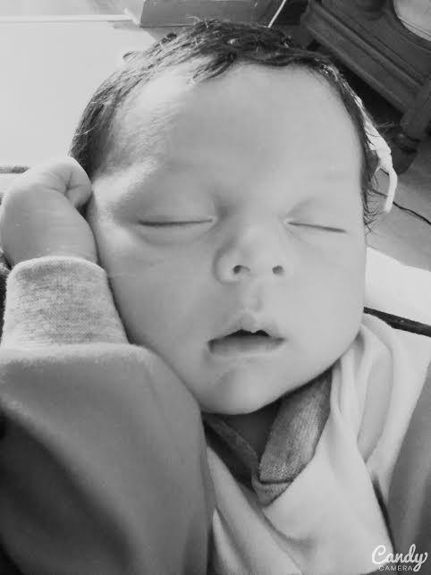 Hugo, né le 8 juin 2015