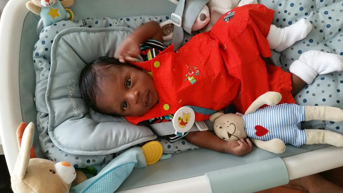 Joshua, né le 2 juillet 2015