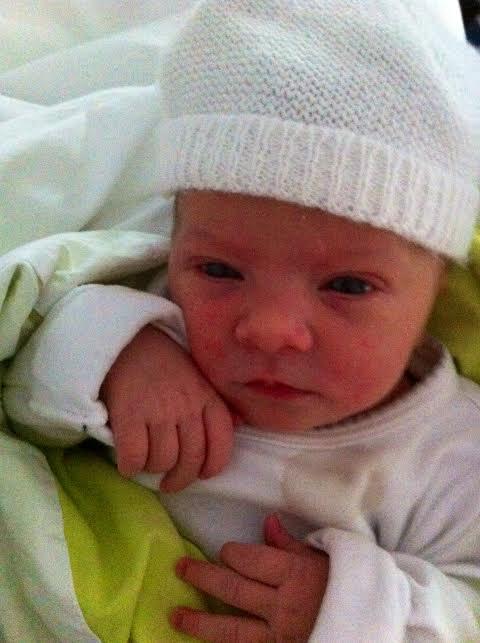 Judith, née le 14 juin 2015