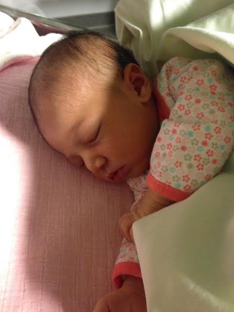 Kaylie, née le 12 juin 2015