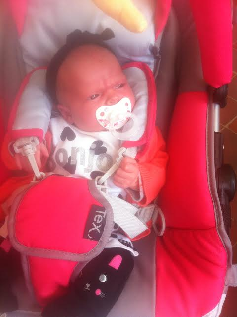 Laelia, née le 15 juin 2015