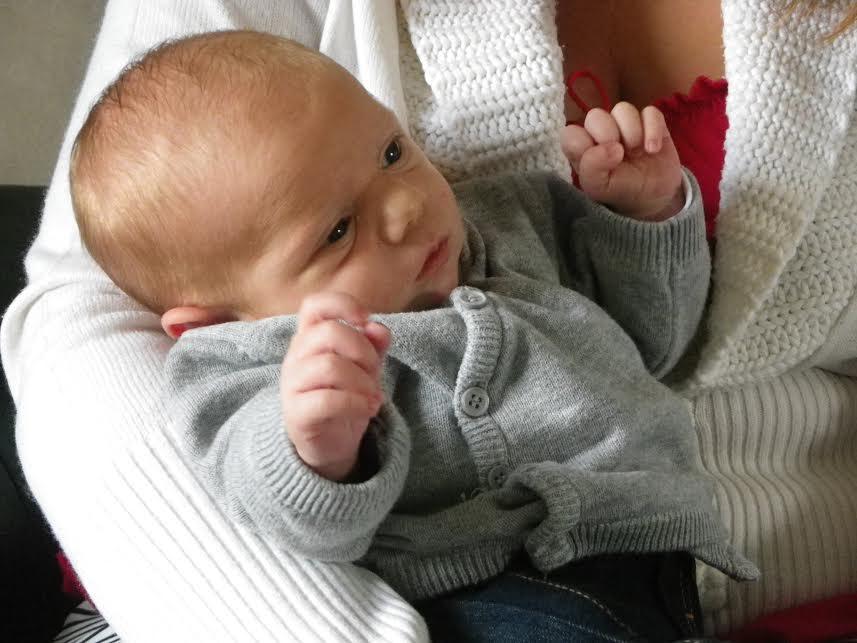 Léo, né me 11 juin 2015