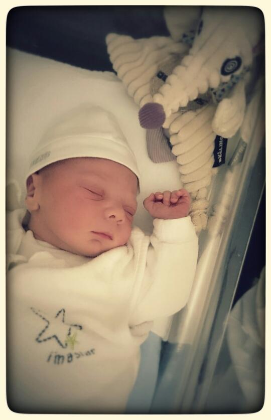 Léon né le 30 juin 2015