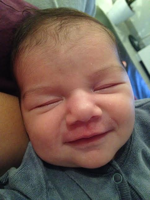 Liam, né le 2 juillet 2015