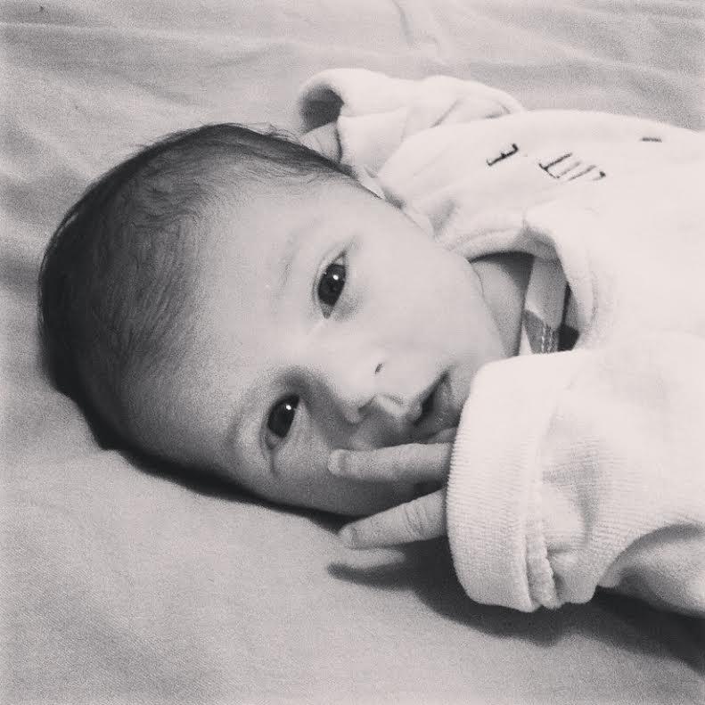 Lucie, née le 8 juin 2015