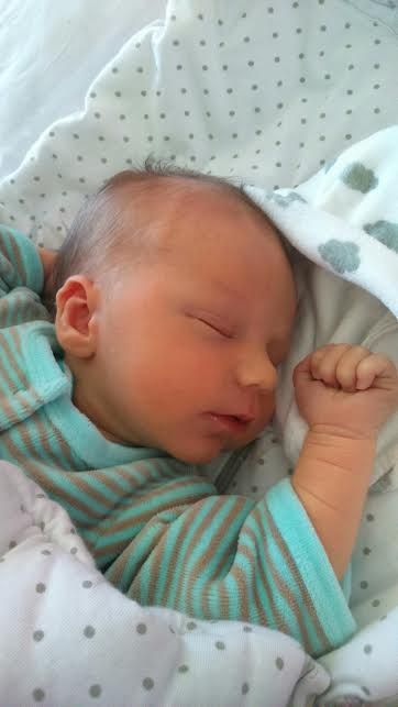 Maxence, né le 19 juin 2015