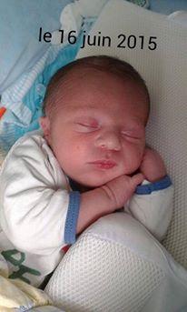 Nino, né le 6 juin 2015