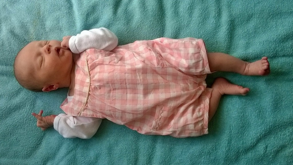 Alice, née 1 juillet
