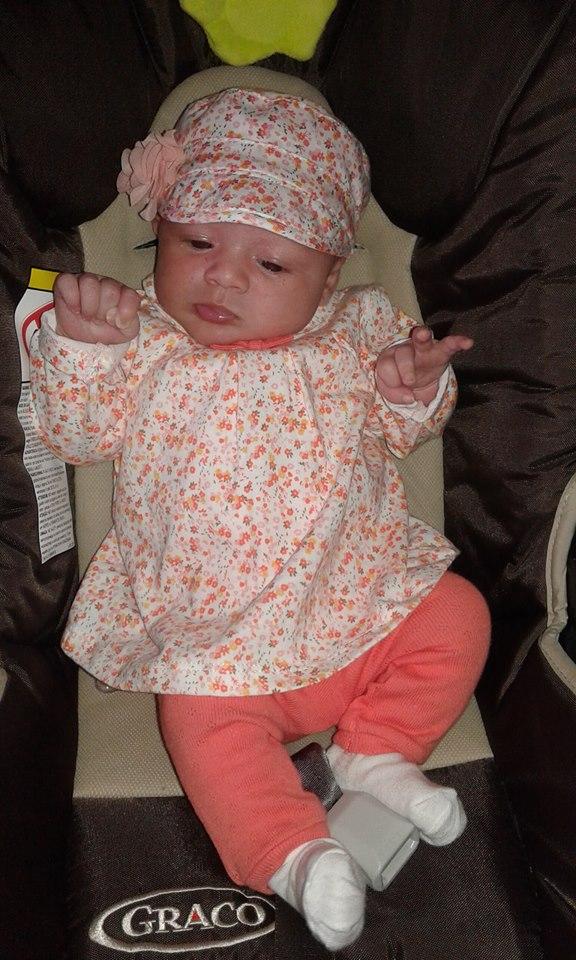 Anissa, née le 10 juillet