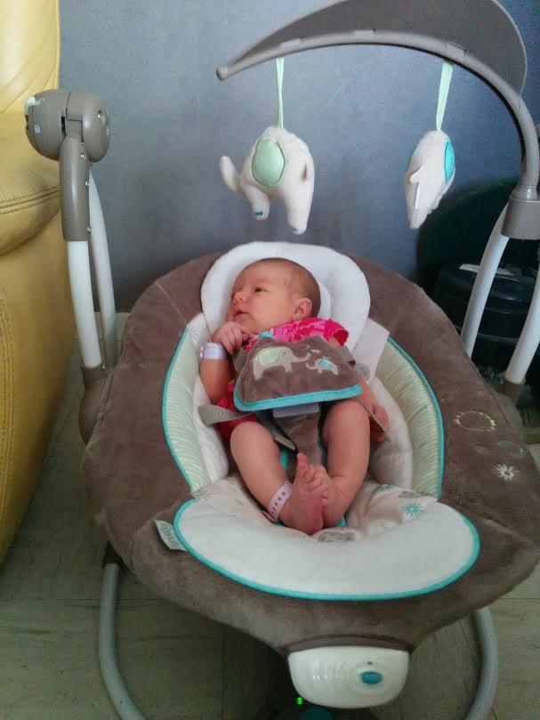 Iris, née le 28 juillet