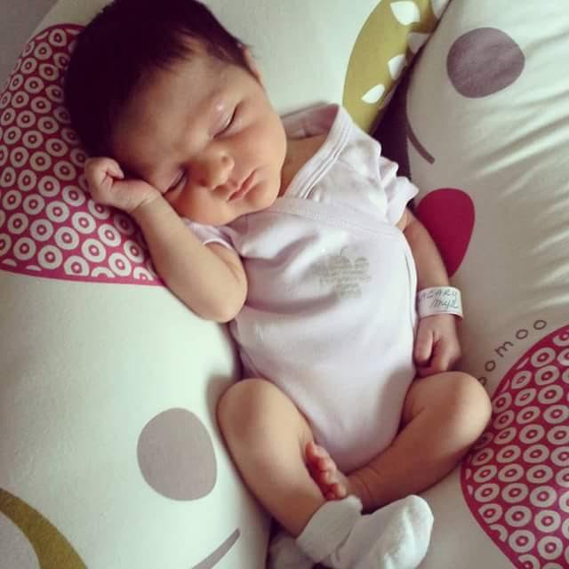 Mya, née le 6 juillet