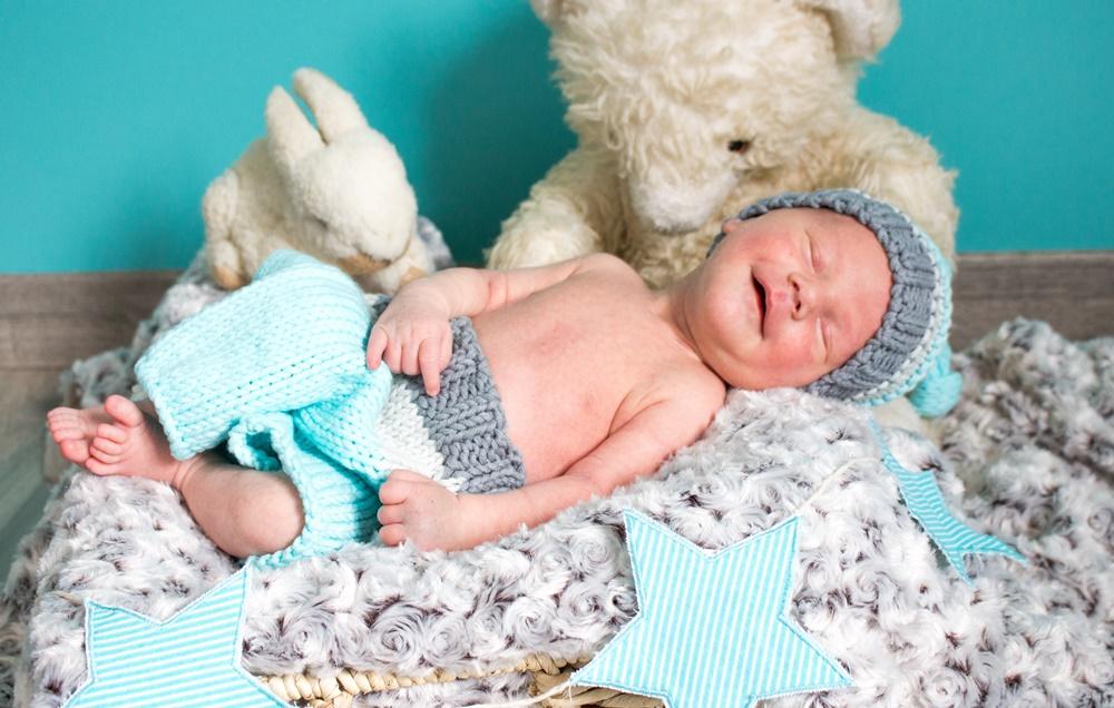 Gauthier, né le 12 juillet 2015