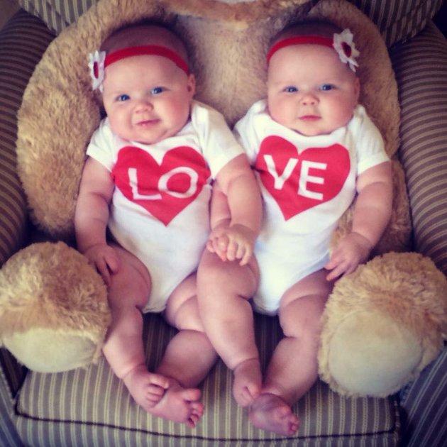 jumeaux trop mignons 4