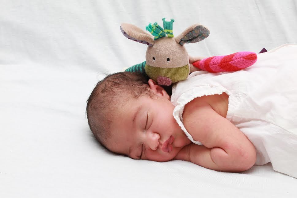 Alice née le août 2015
