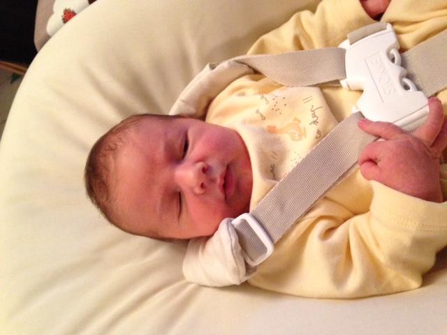 Calvin né le 27 août 2015