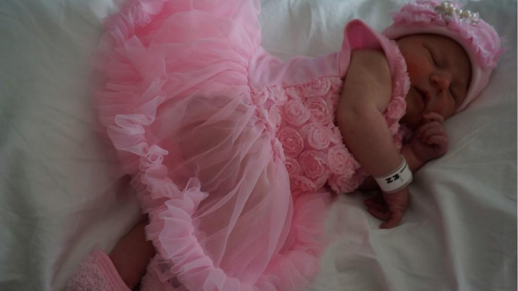 Cassidy née le 6 août 2015
