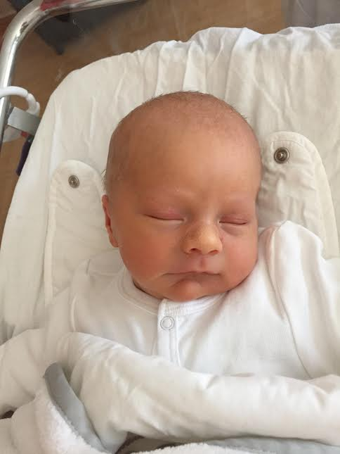 Corentin né le 21 août 2015