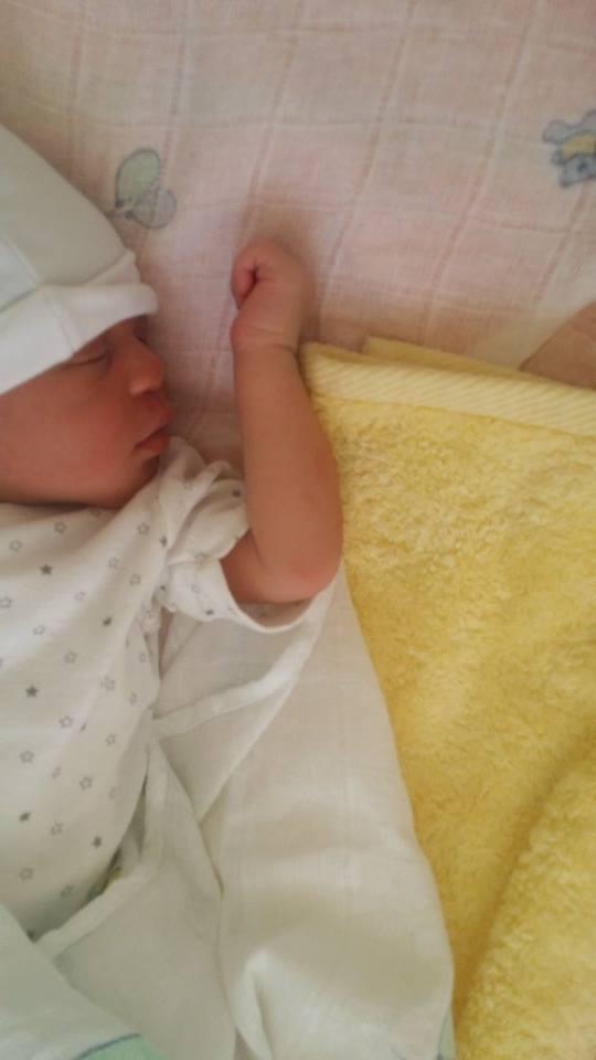 Dylan né le 17 août 2015