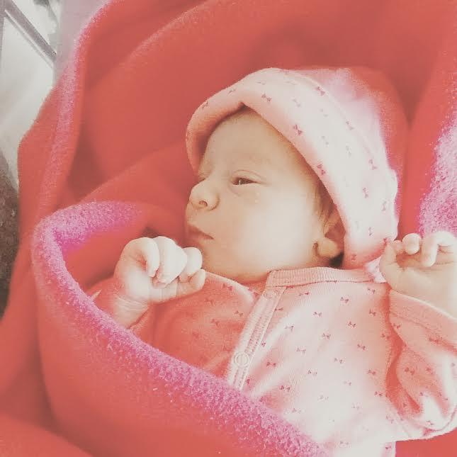 Ferièl née le 27 août 2015