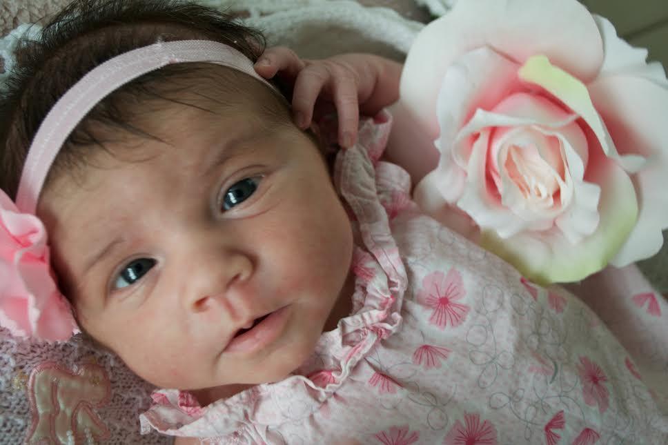 Gabriela née le 6 août 2015