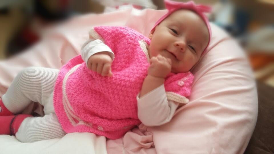 Giulia, née le 13 août