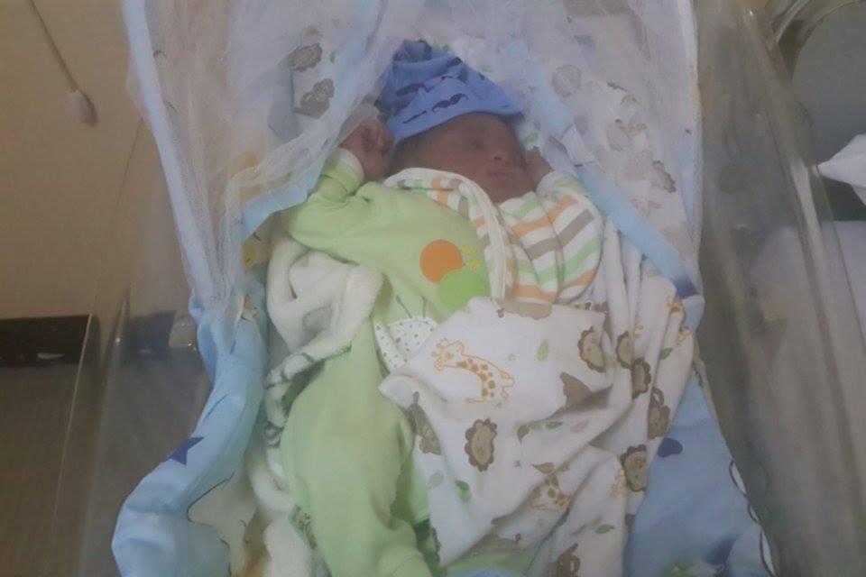 Israë né le 16 août 2015