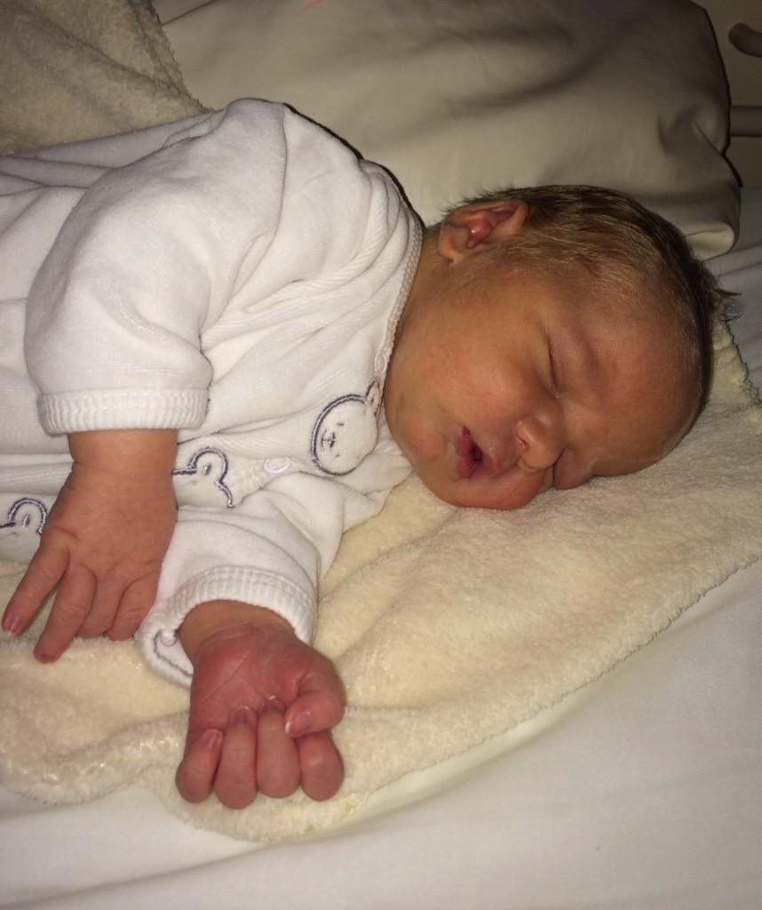 Jules né le  21 août 2015