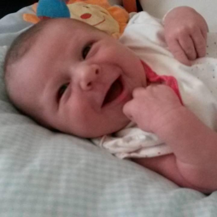 Léa née le 15 août 2015