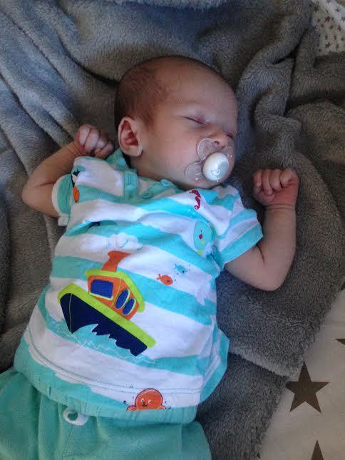 Léo né le 9 août 2015