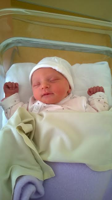 Lili née le 6 août 2015
