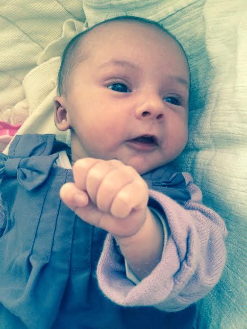 Lilou-Anna née le 7 août 2015