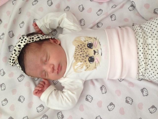 Liva née le 5 août 2015
