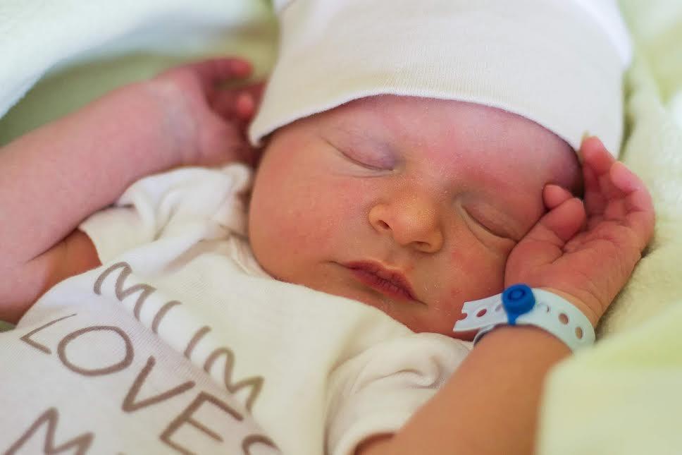 Louka né le 14 août 2015