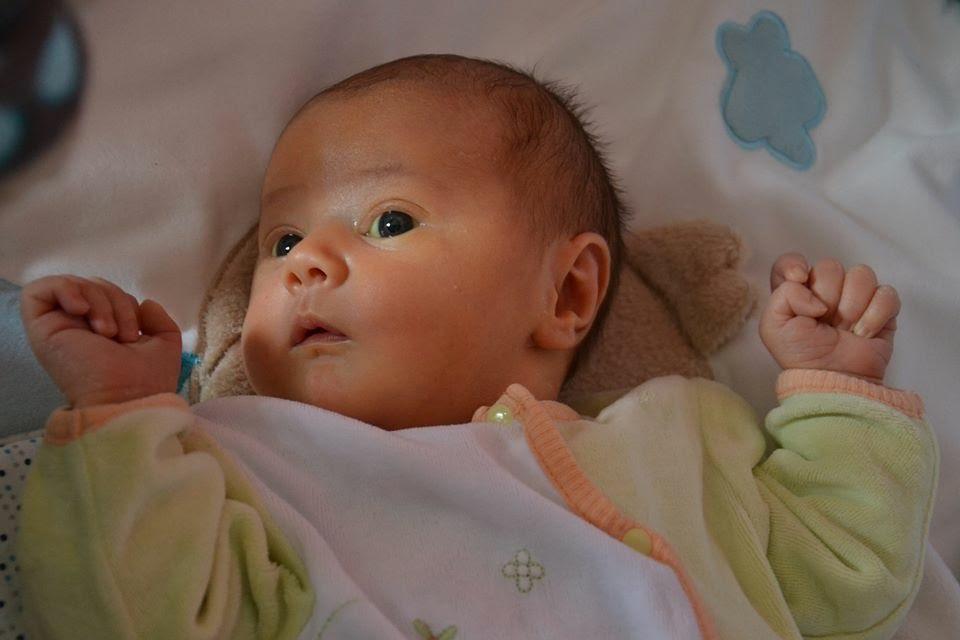 Maël né le 7 août 2015