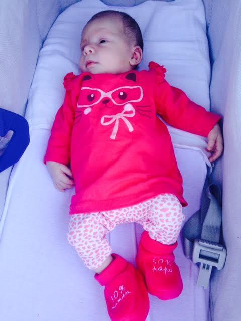Marion née le 22 août 2015